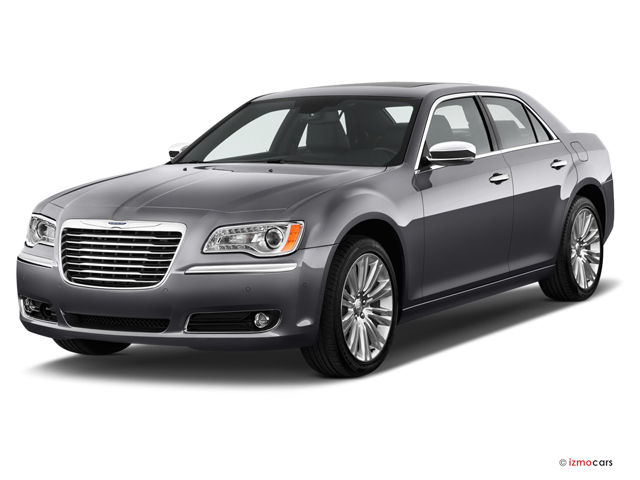 El Chrysler 300 2013