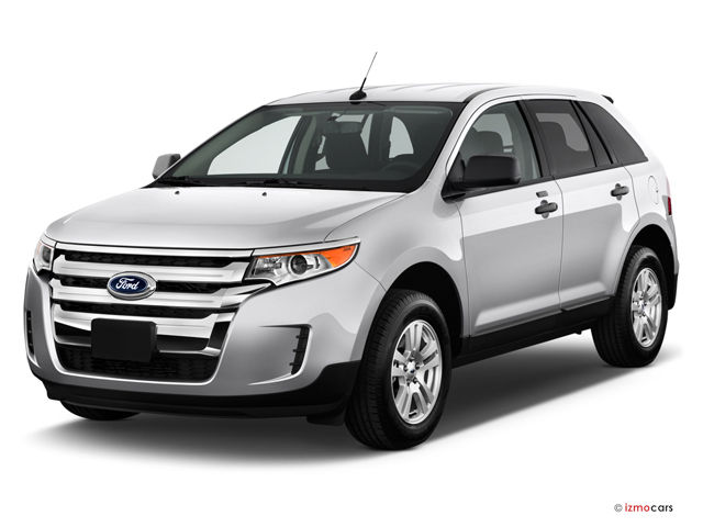 El Ford Edge 2013