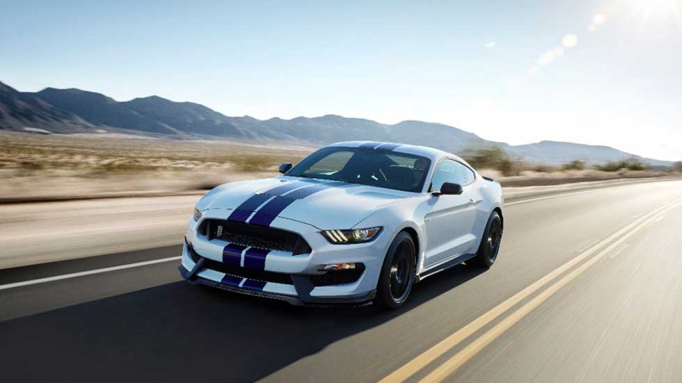 Ford resucitó al popular Shelby GT350