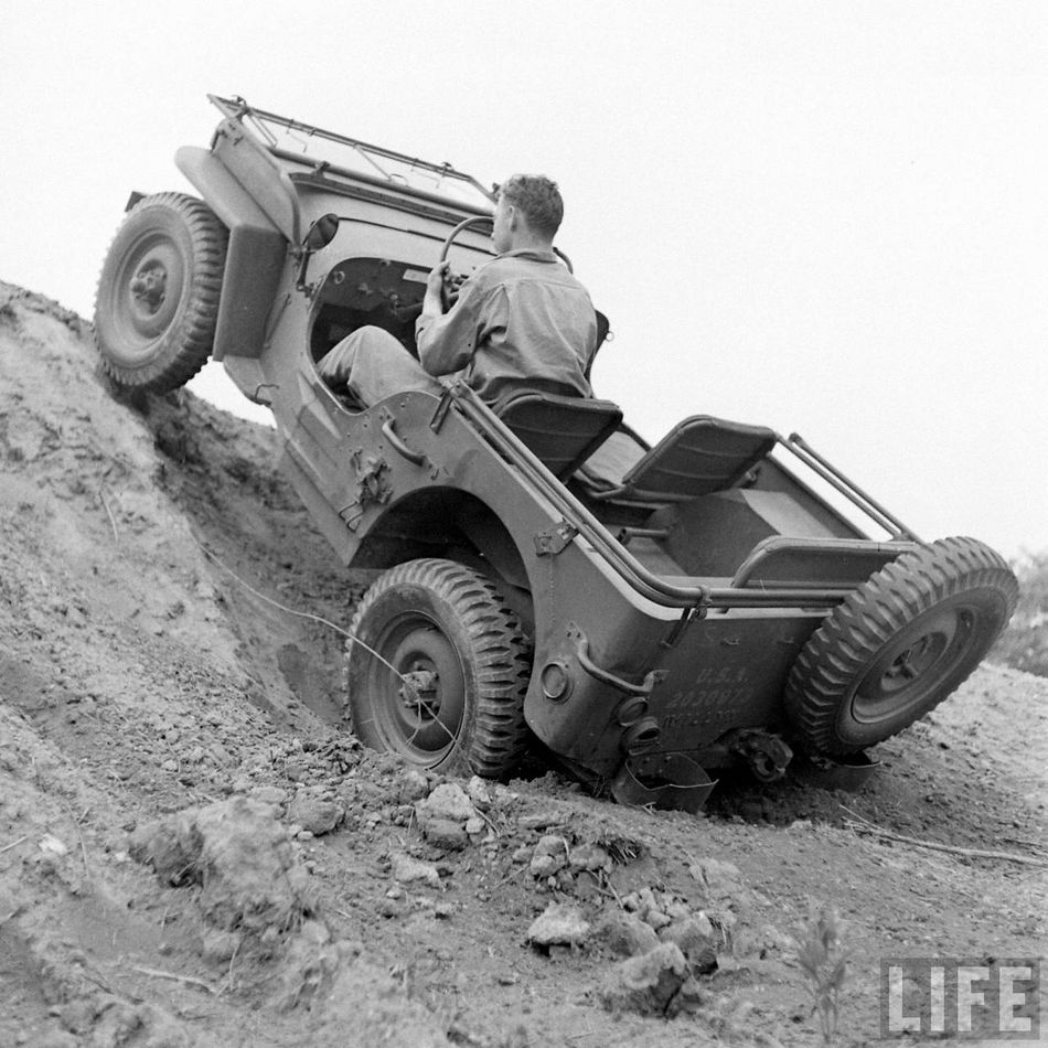 Jeep Willys 1942