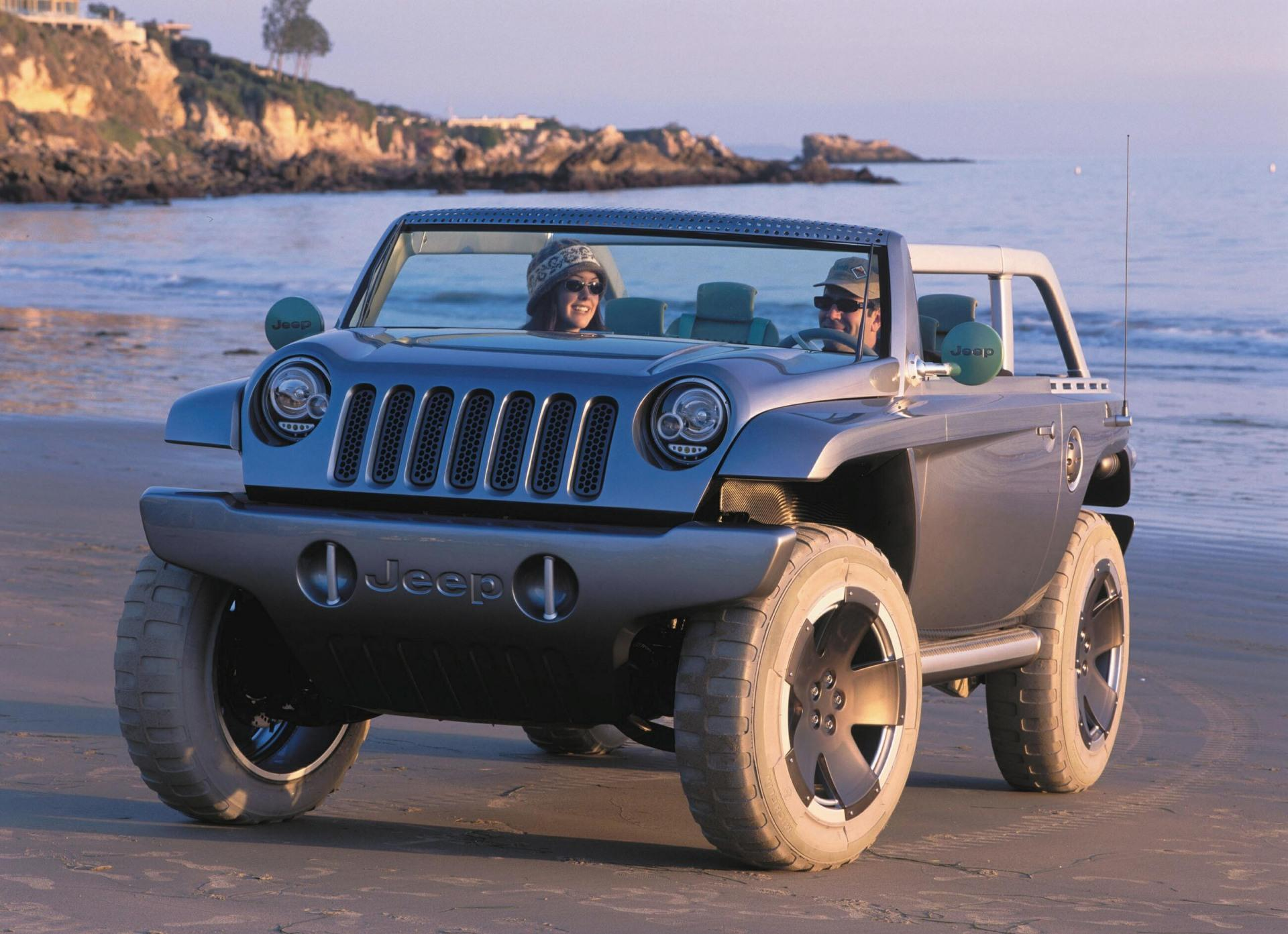 Jeep Willys Concept 2001