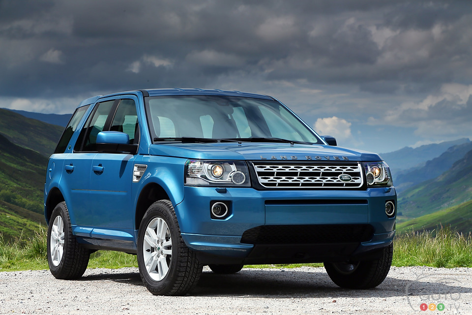 Land Rover Discovery 2013